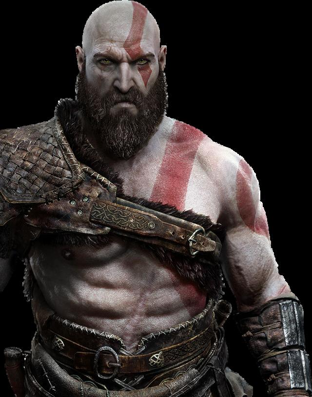 #GodOfWar #Kratos #DadOfBoy #OldManKratos #videogames