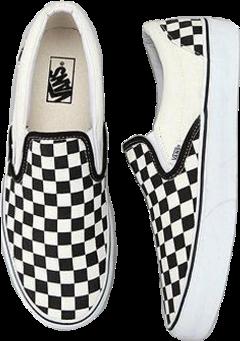 vans shoes vsco skate checkered freetoedit