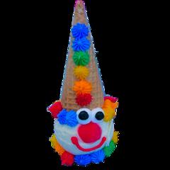 clowncore kidcore webcore circus clowns freetoedit