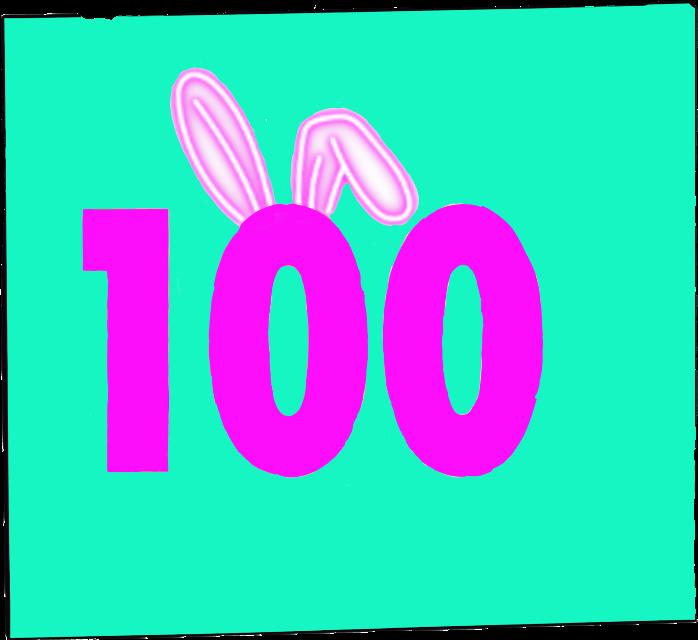 #100bunnies #100 #bunny #bunnies #freetoedit