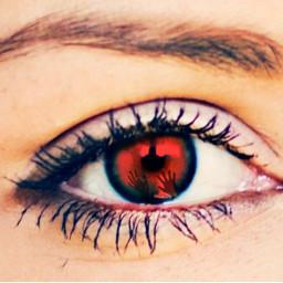 eye redeye demoneyes demonic freetoedit