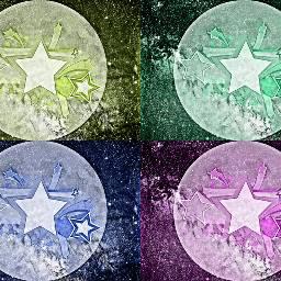 freetoedit moon shootingstars galaxy poparteffect