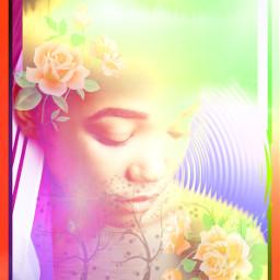freetoedit interesting art colors colorful flower