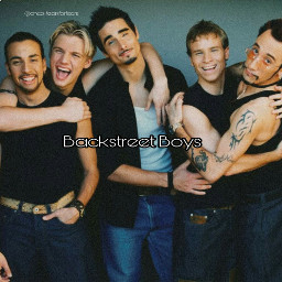 freetoedit backstreetboys 90's music very