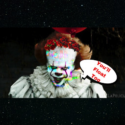 freetoedit pennywise pennywisethedancingclown pennywise2017 it2017