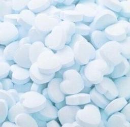 freetoedit background aesthetic blue hearts