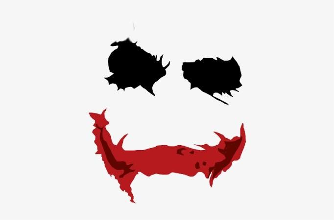 Joker Eyes And Lips Png Png Joker Hd Zehenart