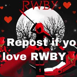 rwby rwbyrubyrose rwby4life freetoedit repostplease