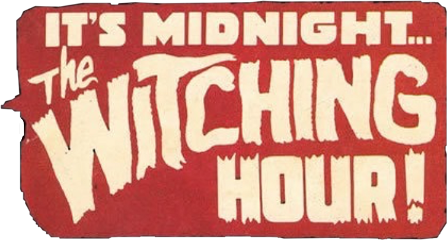witch red vintage text midnight freetoedit