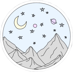 Popular and Trending mountain Stickers on PicsArt