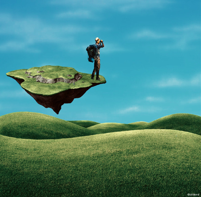 #explorer#exploration#adventure#adventurer#minimal#green#travel#traveler#discoveries#strangelands (The traveler/adventurer) #freetoedit
