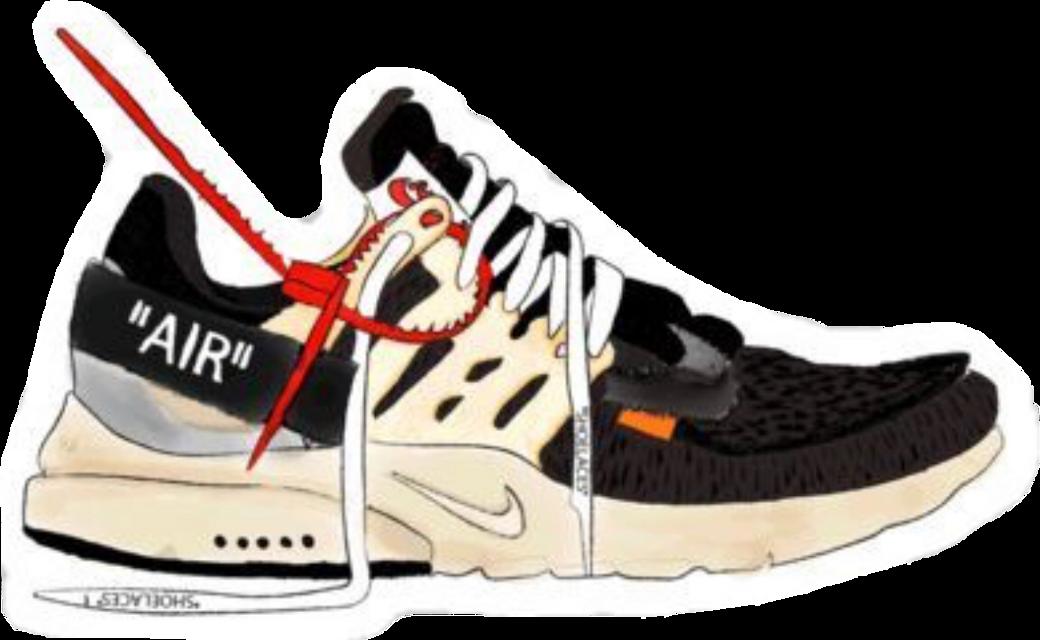 #vsco #aesthetic #shoe #nike #black #red #cream #freetoedit