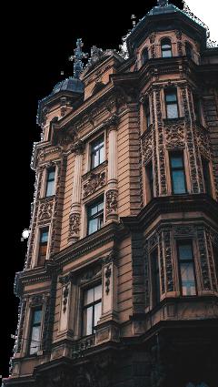 sticker edificios aesthetic overlays freetoedit