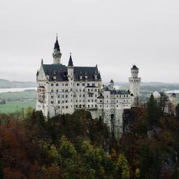 castle germany landscape nature background freetoedit