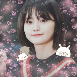 messyicons exidjeonghwa exid jeonghwa kpop freetoedit