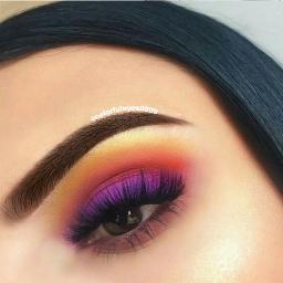 freetoedit makeup eyeshadow purple calm