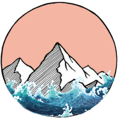 Popular and Trending mountain Stickers