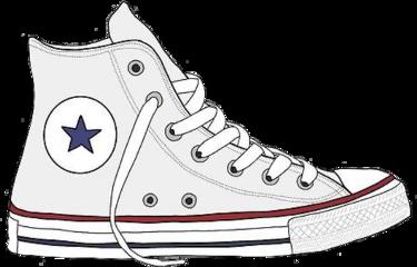 converse white aesthetic shoes vsco freetoedit