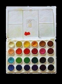 paint watercolour rainbow arthoe arthoeaesthetic freetoedit