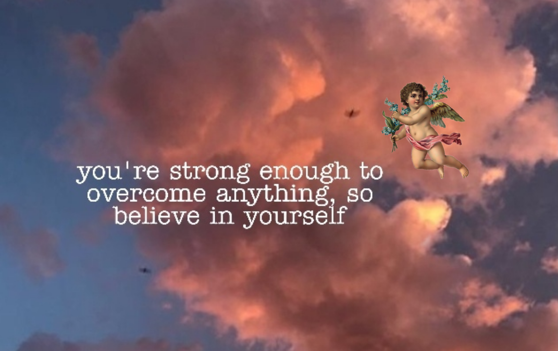 sky angel aesthetic quotes image by mia