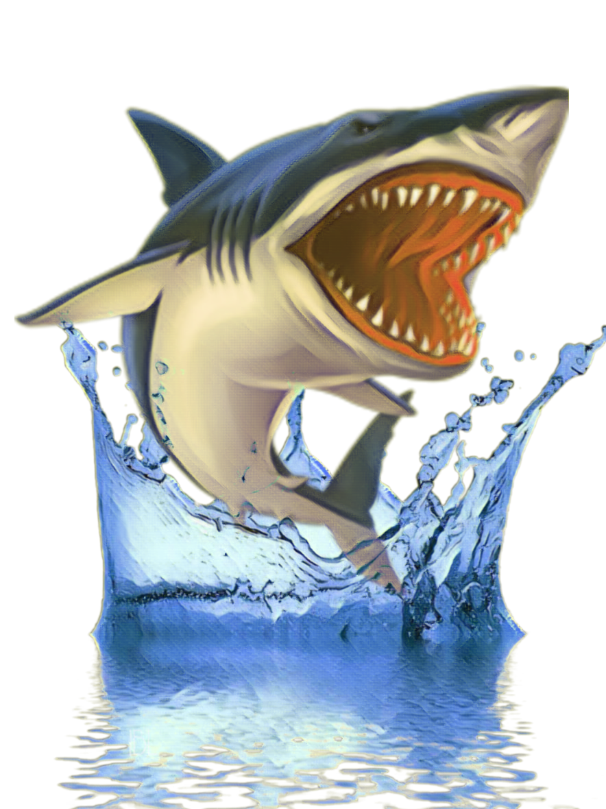 Do not take for contest #shark #colorful #splash #water