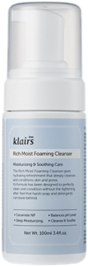 #klairs #dearklairs #skincare #selfcare #skin #cleanser #clean #cleansing #moisture #water