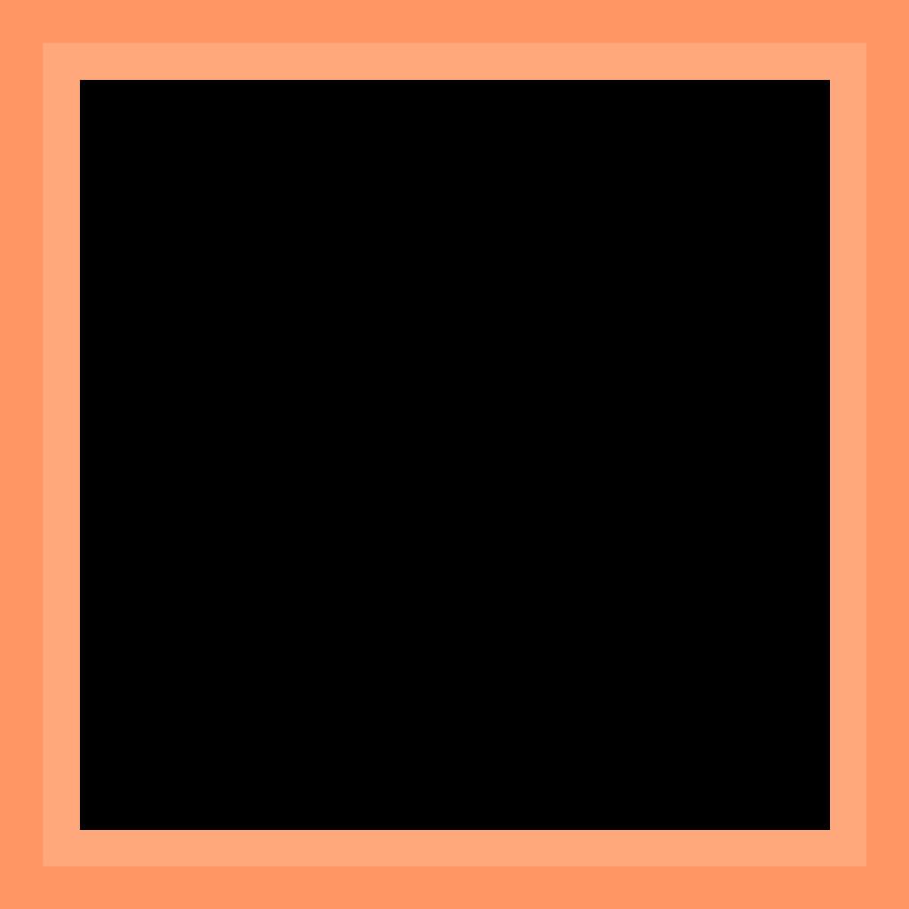 #orange #frame #freetoedit