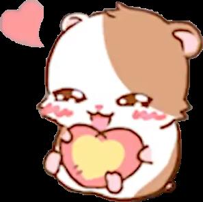 #Anime hamster rocks its so cute and fluffy and EEEEEEKKKK #freetoedit