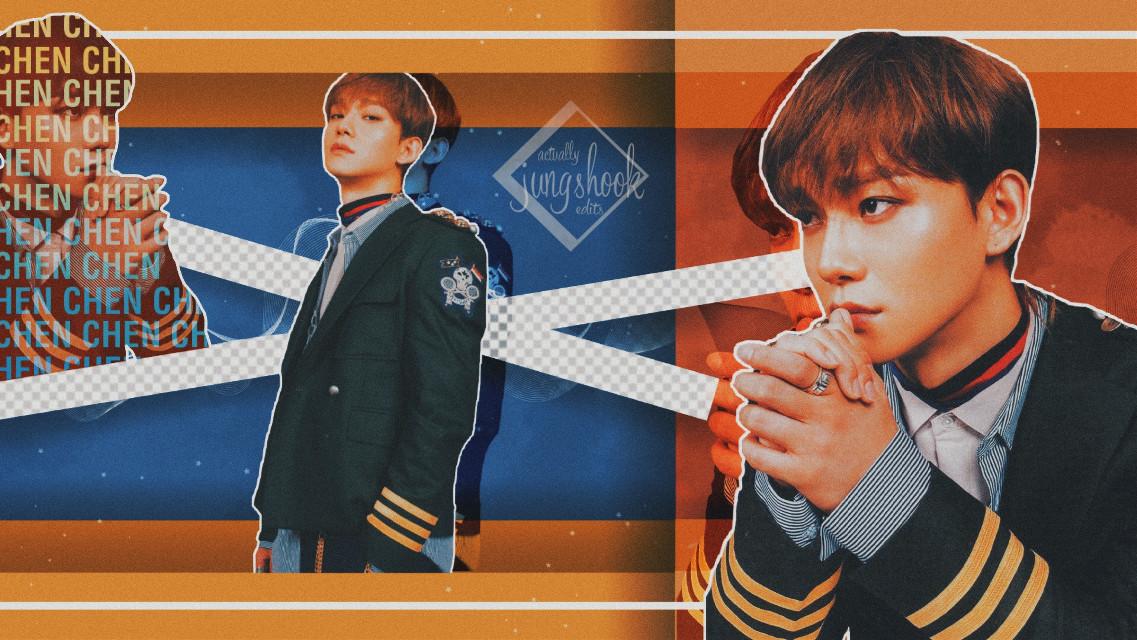 Chen edit :) 💕💕