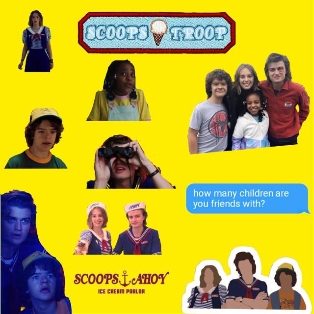 Scooptroop!  #freetoedit