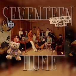 freetoedit seventeen home aesthetic aestheticbrown
