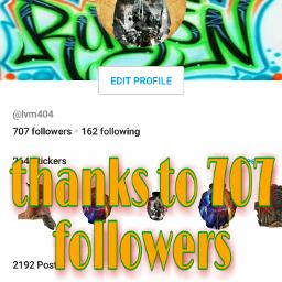 freetoedit thank followers