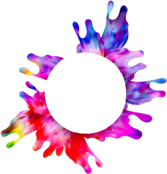 freetoedit paintsplatter colorful portal graphicart