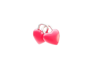 lock heart heartlock pink soft freetoedit