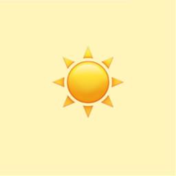 freetoedit sun yellow yellowaesthetic pastel