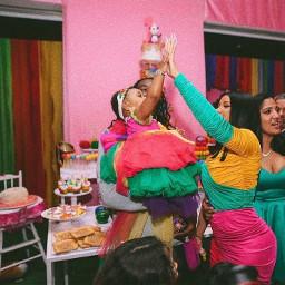 cardib bardigang offset kulture birthdayparty