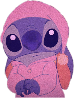 stitch lilo&stich sad tumbrl freetoedit
