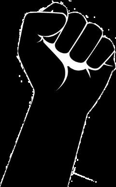 fist crop mirror freetoedit
