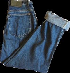 jeans momjeans vintage retro aesthetic freetoedit