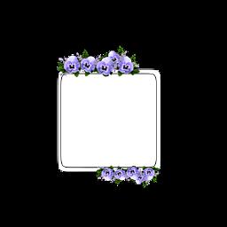 frame photo photoframe remix flower freetoedit