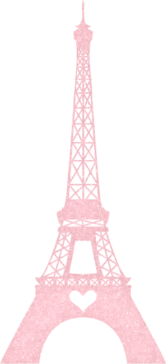 eiffeltower tower pink heart love freetoedit