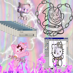 hellokitty shyguy draingang carebear windows freetoedit