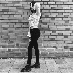 freetoedit ootd blackandwhite style blogger