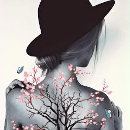 ircgetatattoo getatattoo freetoedit flowers tattoo