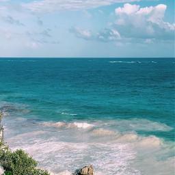 picsart sea summervibes beach bluesky freetoedit