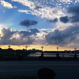 freetoedit sunset shanghai china color