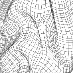 background lines aesthetic