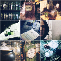 potions harrypotter aesthetic potionsaesthetic hpedit