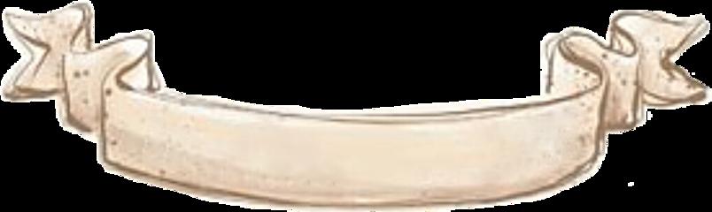 watercolor ribbon scroll label script freetoedit
