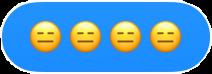 #textmessage #err #ugh #no #text #emoji  #freetoedit